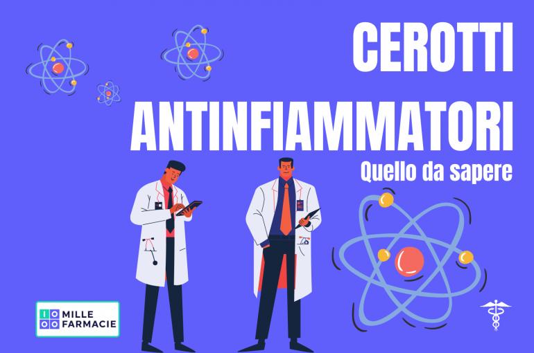 Cerotti Antinfiammatori