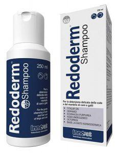 Redoderm shampoo cane:gatto 250 ml