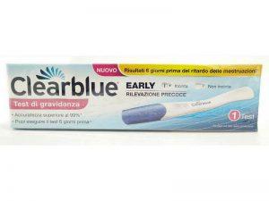 Test di gravidanza clearblue